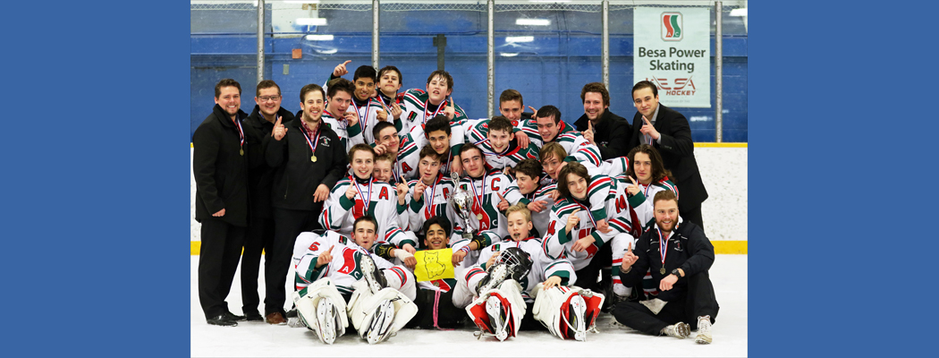 2016-17 REMHL Champions