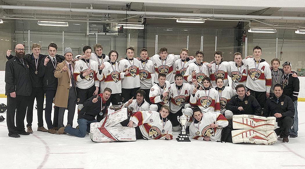 2018-19 REMHL Champions